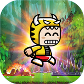Jungle Boy Running AdventureForseen IndustriesAdventure