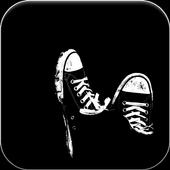 Black and white Lock Screen 1.0