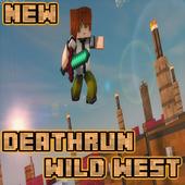 DeathRun Wild West Map MCPE 2.0