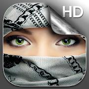 Muslim Girl Live Wallpaper HD 3.4