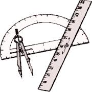 حساب الأشكال الهندسية 1.0