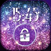 Glitter Keypad App Lock Screen 1.0