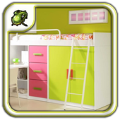 Kids Wardrobe for Girls Design