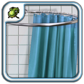 Shower Curtains Rods Design 1.0