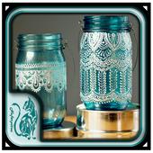 DIY Mason Jars Design Ideas 1.0