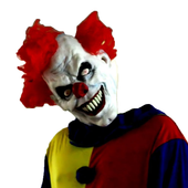 Palhaço Macabro Clown Macabre 18.0
