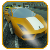 City Traffic Highway Muscle Car – Crazy Drifting 1.2.1