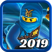 Amazing Ninja Toy - Ninjago Jay Super Tornado 2019 1.1