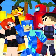 Superhero Champions: Blocky Multiverse 0.1