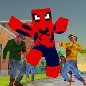 Impossible Spider Hero: Zombie Hunter