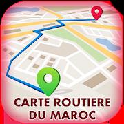 carte routiere du maroc 1.0