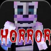Mod FNAF Horror for Minecraft PE 1.0