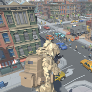 Dude Town City: Bank Open World Sandbox Simulator 2.1