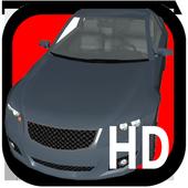 Car Driving 3D Simulator HD 1.0