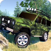 Russian Cars: Offroad 4x4 1.0.4