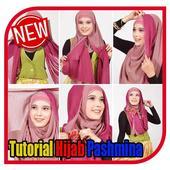 Tutorial Hijab Pashmina 1.0