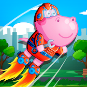 Hippo Engineering PatrolHippo Baby Games for Girls and for BoysAdventureBrain Games