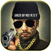 Gangster Photo Editor 2.0