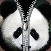 com.PandaZipperLockScreen icon