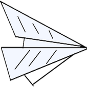 Dodging Paper Plane 1.2