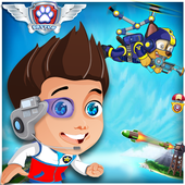 Paw Helicopter War Patrol 1.1
