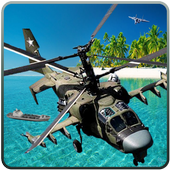 Helicopter Heavy Gunship Battle 3D 1.5