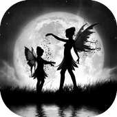 Dark Fairy Wallpaper 1.1