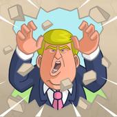 Wall of Trump - Donald Trump