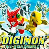 Digimon Attack Agumon Rumble Arena 1.0