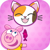 Fishy Cat - with Piggy Free 🐱 1.0.1