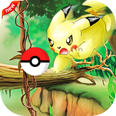 Super Pikachu Monster Jungle 1.4