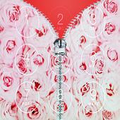 Girls Roses Zipper UnLock 1.0