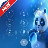 panda lock screen - panda lock 1.0