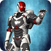 Police Superhero Robot Pro 2.0