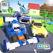 Crossy Brakes : Blocky Highway Noob Racer 1.02