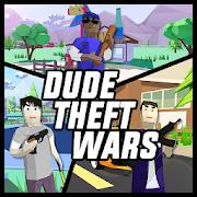 Dude Theft Wars: Open World Sandbox Simulator BETA 0.84b