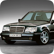 Benz E500 W124 Drift Simulator 1.0
