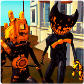 Cute Bendy And The Projectionist 1.0