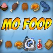Qbots Mofood mod MCPE 1.0.0 2.0