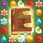 Flower Book: Match-3 Puzzle Game 1.194