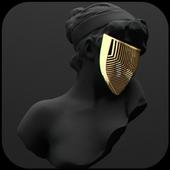 Black Gold Lock Screen 1.0