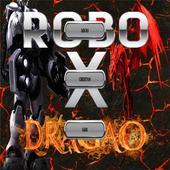 Robot vs. Dragon