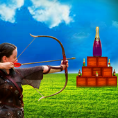 Bowmaster Bottle Shooting: Archery King 1.9