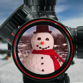Snowman Shooting Training 2018 1.03