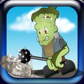 Angry Alien: Mow Stones 1.0