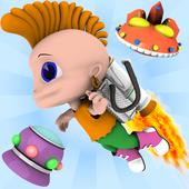 Jetpack Funky Boy 2.0