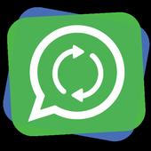 استرجاع صور و فيديوهات و محادثات الواتس اب مجانا 1.0