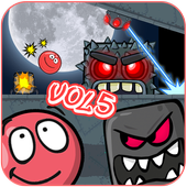 2a9184163a1c9 Red Hero 4   Bounce Ball Vol3 1.3 APK Download - Android Action Games