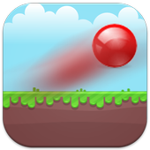 Crazy Bouncing Red Ball 2.0
