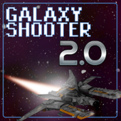Galaxy Shooter 2 : Impossible Space Adventure 2.0